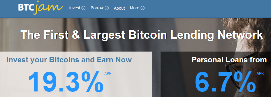 Invest in Bitcoin Lending