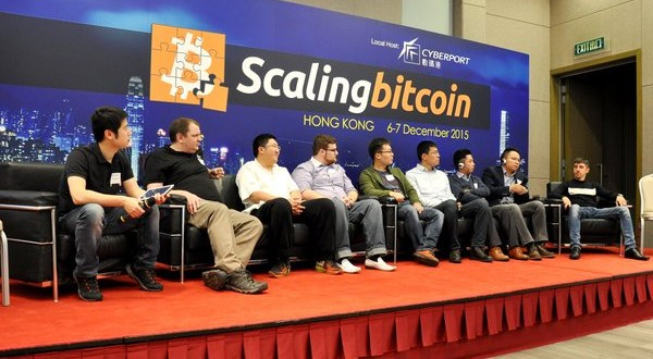 Scaling bitcoin debate
