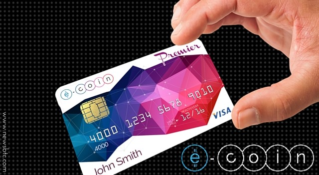 E-Coin-Launches-Multi-Sig-Bitcoin-Wallet-and-Debit-Card.