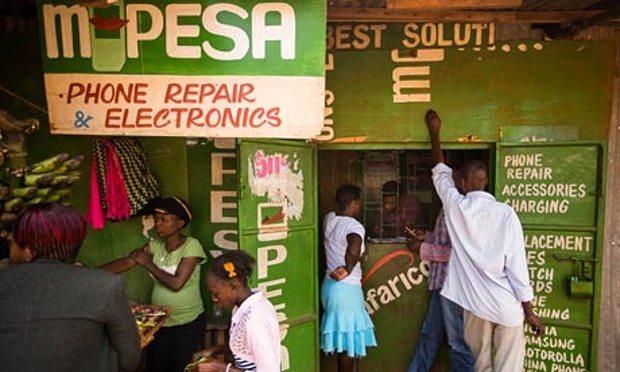 M Pesa Mobile Money Transfers And Remittances