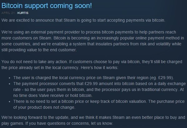 Steam-Bitcoin