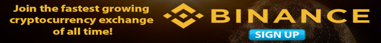 Cryptocurrency Exchange - Binance