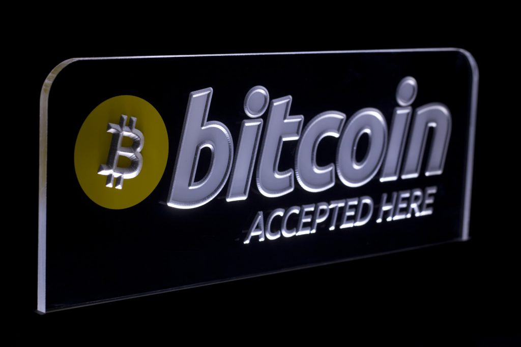Accept Bitcoin as Payment