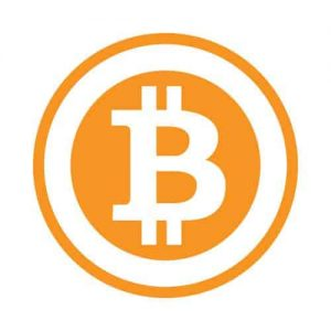 Bitcoin Vinyl Sticker