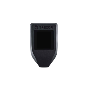 Trezor Hardware Wallet Model T Black